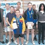 """Turniej tenisa stołowego """"Jesień 2009"""""""