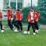 Piłkarze MOS dali pokaz swoich umiejętności