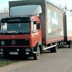 Tym samochodem kierował Piotr P. gdy doszło do wypadku w Spławiu