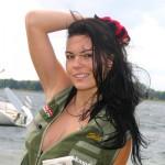 Dziewczyna z kalendarza Gazety Słupeckiej 2010