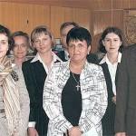 Prezes Karol Skocki, na przestrzeni minionych lat, przyjął ślubowanie od wielu kuratorów społecznych