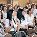 Chwile wzruszenia w Liceum Ogólnokształcącym