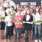 Wspólne zdjęcie uczestników konkursu