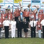 Policjant strażackim mistrzem Polski
