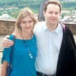Aleksandra Kazuś-Wróblewska i Steffen Möller