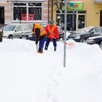 Zima w mieście jak za... PRL-u