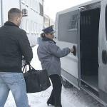 Podczas zatrzymania w wynajmowanym przez Sławomira C. mieszkaniu znaleziono narkotyki.