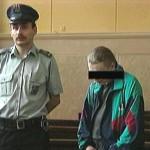 Morderca Afrodyty Piotr G. (archiwum TVP)