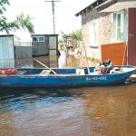 Grozi powodzią