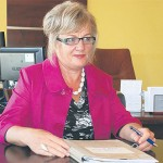Prezes słupeckiego Sądu Rejonowego Maria Czarnecka poinformowała o likwidacji Wydziału Pracy w tut. Sądzie