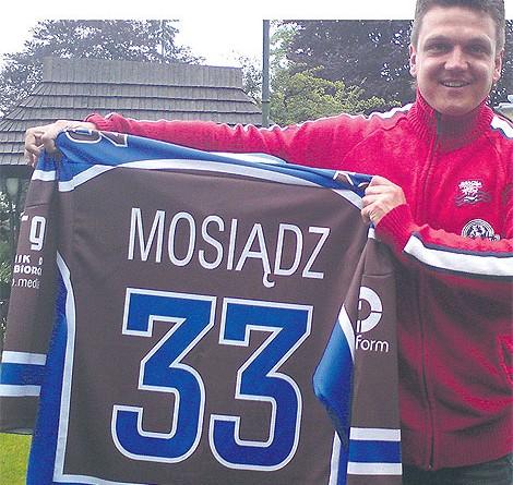 Zaczynał na stawach przy ul. Koszuckiej, teraz gra w krakowskim klubie