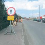 Minął kolejny tydzień budowy drogi powiatowej w Słupcy