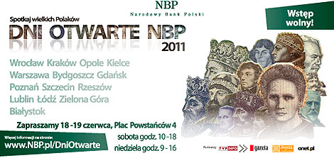 Dni Otwarte w NBP