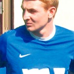 Jacek Mikołajczyk strzelił gola dającego Słupcy prowadzenie