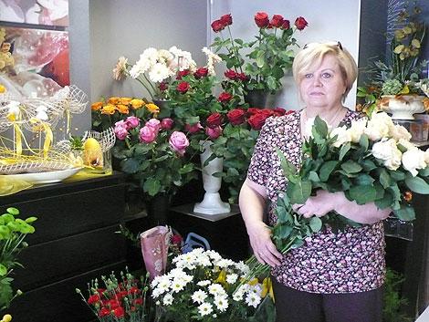Kwiaciarnia Henryki Rajzner jest w słupeckim krajobrazie już od 1977 roku.