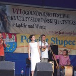 VII Festiwal Kultury Słowiańskiej i Cysterskiej w Lądzie