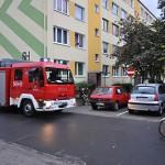 Incydent gazowy przy ulicy Kilińskiego