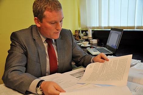 Burmistrz Michał Pyrzyk wyjaśnił nam, że według obowiązujących przepisów przetarg na obsługę projektu nie musiał być rozpisywany