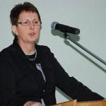 Dyrektor ZSE Irena Grzeszczak twierdzi, że system zainstalowany przez bank jest korzystny dla szkoły