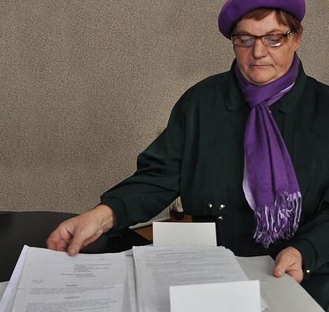 Justyna Pożyczek każe ZUS-owi się obudzić i pyta: Jak mam żyć?