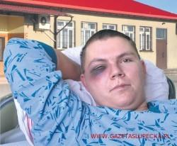 Zazdrosny ochroniarz pobił 22-latka