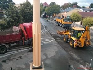 Ruszył remont ulicy Traugutta