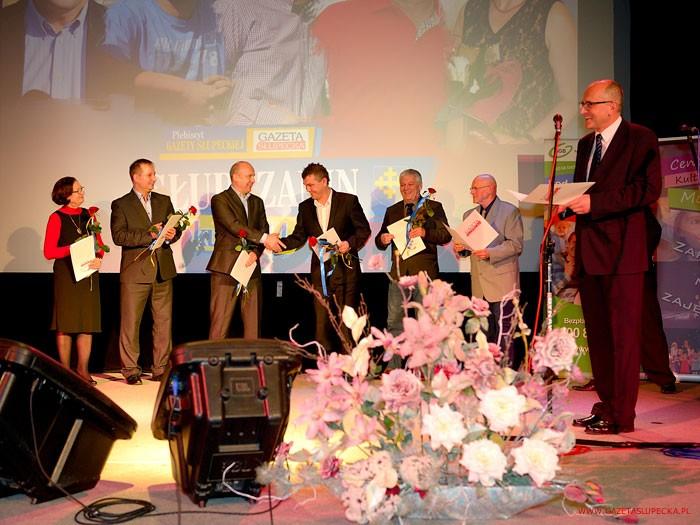 Gala Słupczanin roku 2014