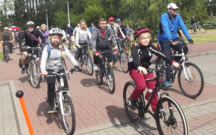 XXI Dni Strzałkowa – rajd rowerowy