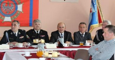 Zjazd Gminny OSP w Ostrowitem