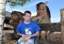 Niepełnosprawny, chce zostać misterem