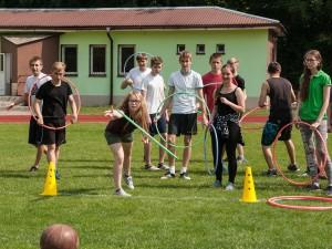 Dzień sportu LO Słupca - 15 czerwca