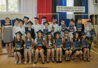 Zakończenie roku szkolnego w SP1 w Słupcy – kl. IV-VI