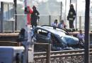 15-latka zginęła w zderzeniu z pociągiem