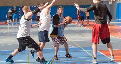 Turniej Koszykówki z okazji Dnia Niepodległości