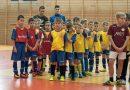 Grali młodzi piłkarze