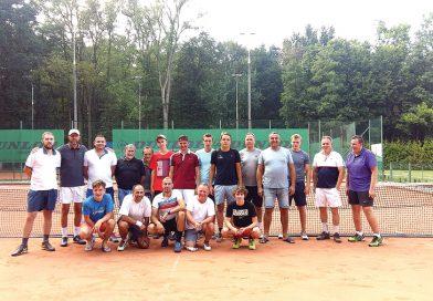 Słupca wygrywa w tenisa z Wrześnią