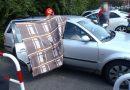 Dziecko uwięzione w samochodzie