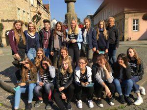 Młodzież z LO w Słupcy na teatralnym tournée w Niemczech