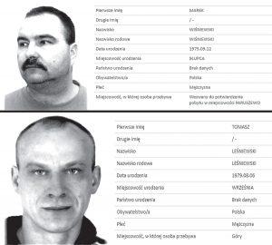 Dwa nazwiska na liście gwałcicieli i pedofilów
