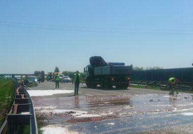 Czekoladowa autostrada