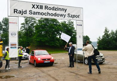 XXVI Rodzinny Rajd Samochodowy Firmy Szpot
