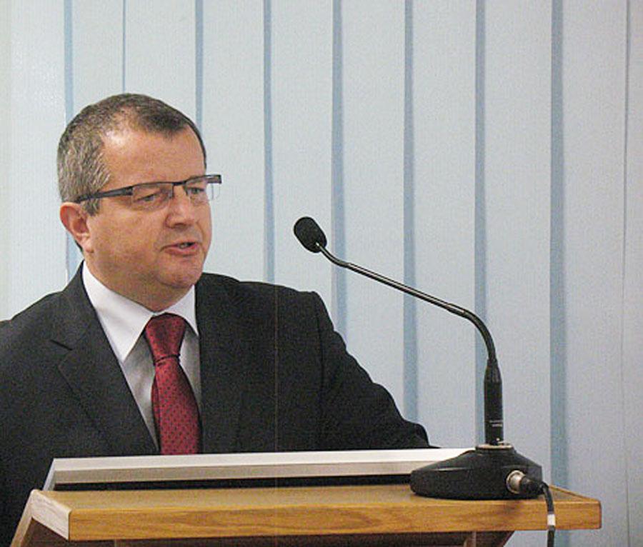 Mariusz Roga nie wystartuje w wyborach