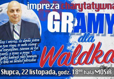 Pomóżmy Waldkowi wygrać walkę z rakiem!