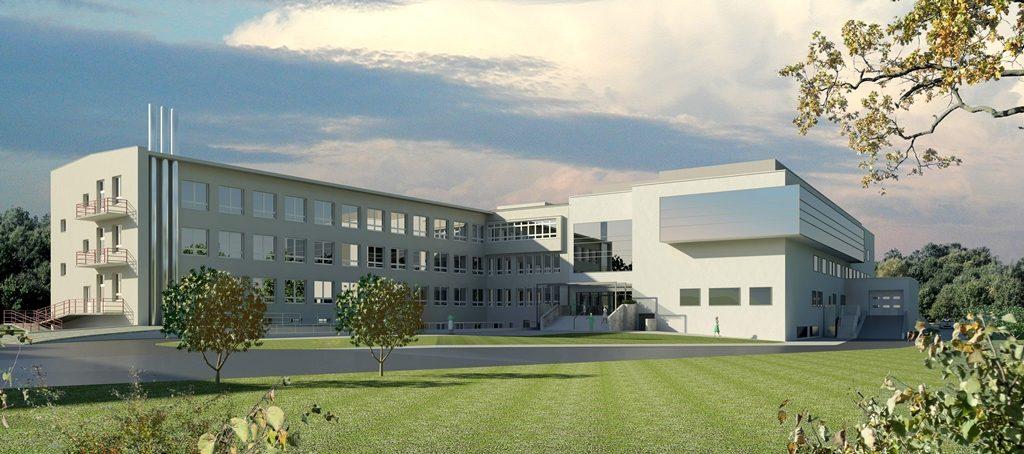 Rozbudowa słupeckiego szpitala – 3 miesiące opóźnienia!