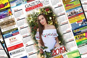 Kalendarz Gazety Słupeckiej 2019