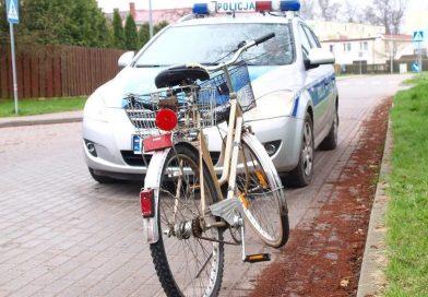 Kolejny pijany rowerzysta