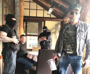 Akcja detektywa Rutkowskiego w Giewartowie