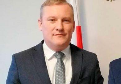 Burmistrz Słupcy kandydatem na posła