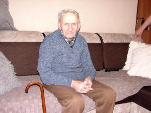Marian Kujawa z Ratynia skończył 106 lat