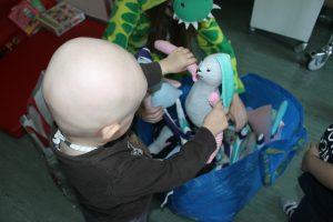 Akcja charytatywna dla dzieci z onkologii